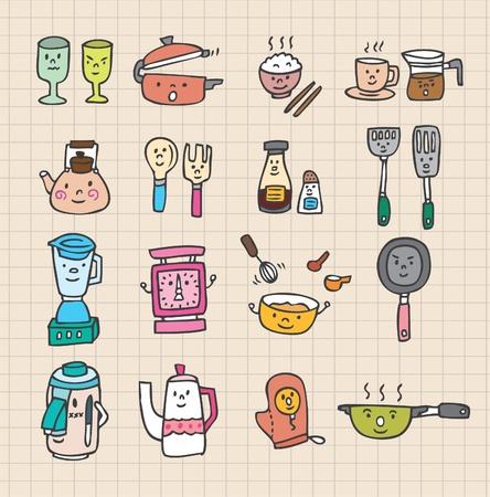 cute kitchen element