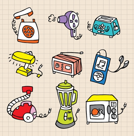 Housework element icon