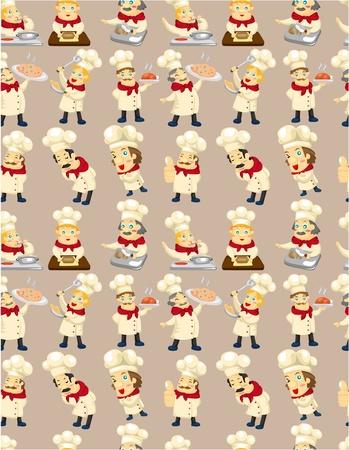 seamless chef pattern