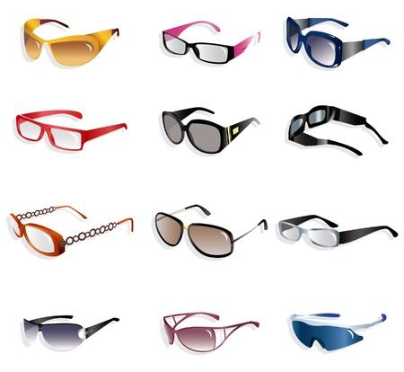 cartoon Glasses icon