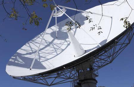 very big satellite tv