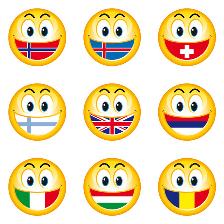 Smileys Flags 2