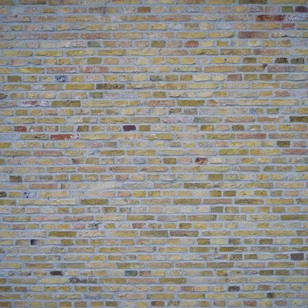 heterogeneous vintage brick stone wall background texture
