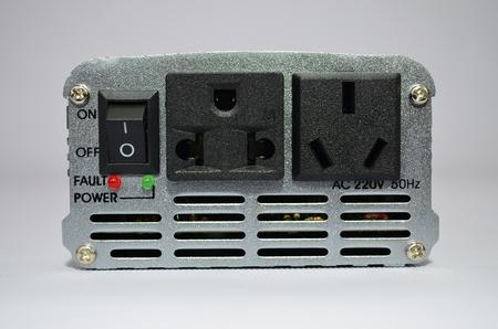 Inverter,Batch convert direct current into alternating current.