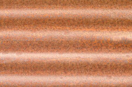 Photo pour Full frame shot of galvanized sheet. Rust all. - image libre de droit
