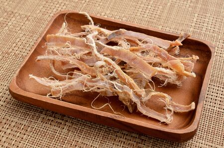 Photo for dried squid - Royalty Free Image