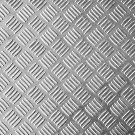 texture of bright stainless steel floor plate