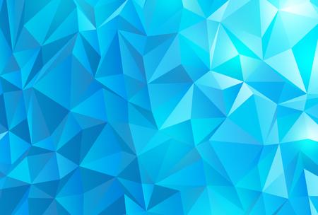 Illustration pour Abstract polygonal background - image libre de droit