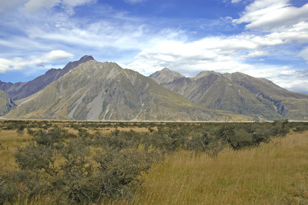 Aoraki, Mount Cook National Park New Zealand