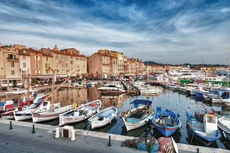 hdr of st. tropez