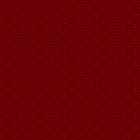 Casino and poker background with dark red colors. Seamless vector
