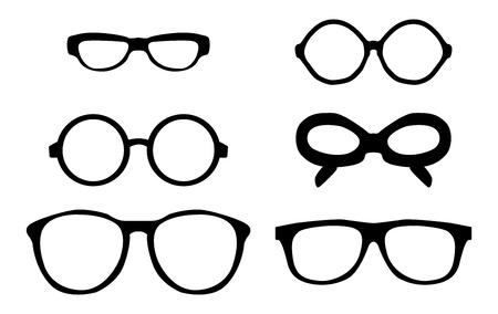 vintage retro glasses