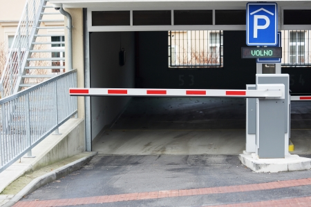 barrier to entry in the Parking