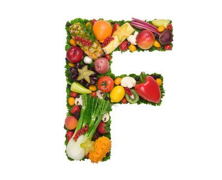 Alphabet of Health - F