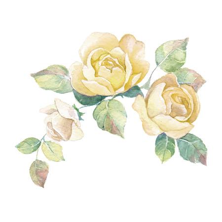Illustration pour Floral branch - image libre de droit
