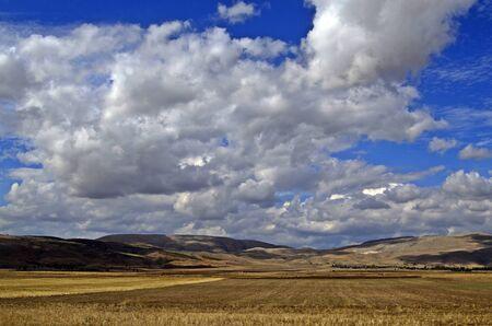 Field, Central Anatolia, Turkey
