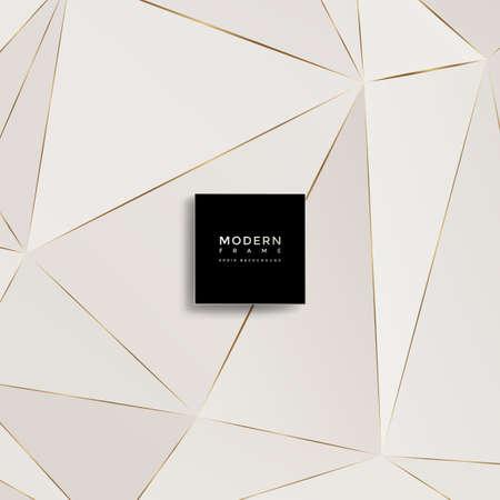 Photo pour modern background, abstract geometric shapes - image libre de droit