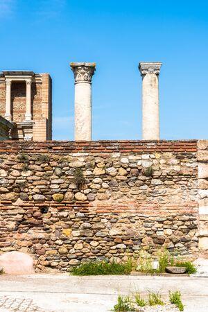 Ancient Greek City Lydia Roman Empire Sardes Sardis