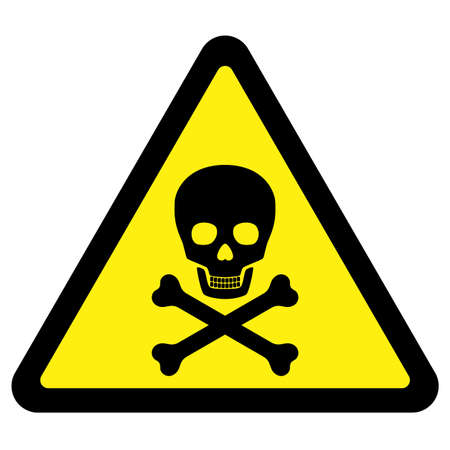 Deadly Danger Sign
