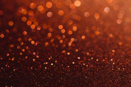 Photo pour Gold abstract bokeh background for sparkle design - image libre de droit