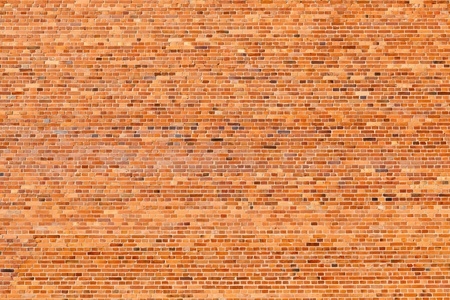 Huge old brick wall background. Up to 65 bricks horizontaly.