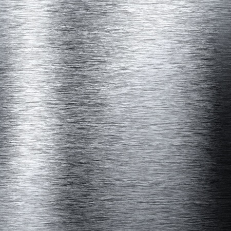 Photo for Aluminum metal background with reflections useful for background - Royalty Free Image