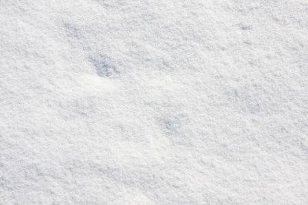 Detailed snow texture background