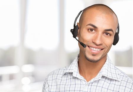 Headset, Service, Customer.