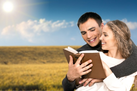 Christianity, Couple, Spirituality.