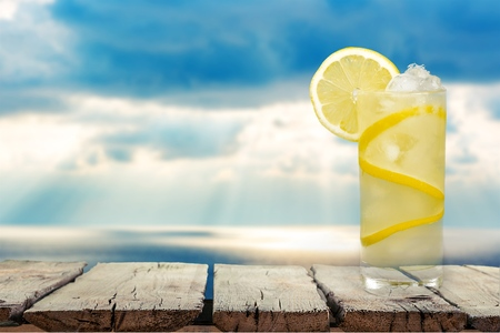 Photo for Lemonade, Refreshment, Cold Drink. - Royalty Free Image