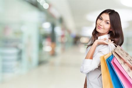 Shopping, retail, bags.