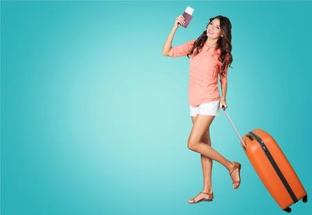 Travel, Luggage, Suitcase.