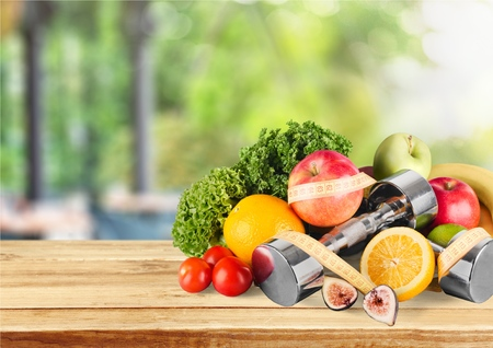 Foto für Fit, fitness, food. - Lizenzfreies Bild