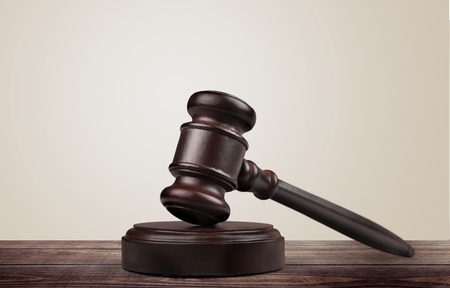 Gavel, Law, Justice.