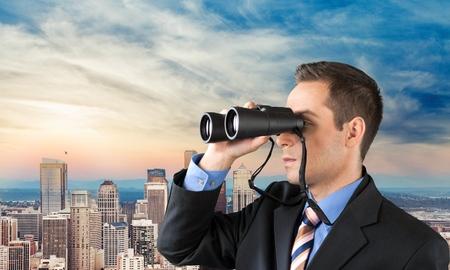 Binoculars, Searching, The Way Forward.