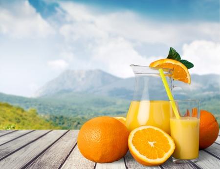 Juice, Orange, Vitamin C.