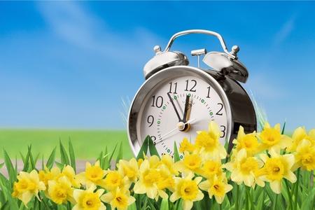 Photo pour Daylight, time, clock. - image libre de droit