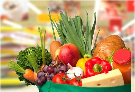 Foto für Groceries. - Lizenzfreies Bild