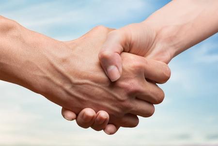 Photo for Handshake. - Royalty Free Image