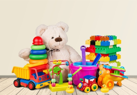 Photo for Toys. - Royalty Free Image