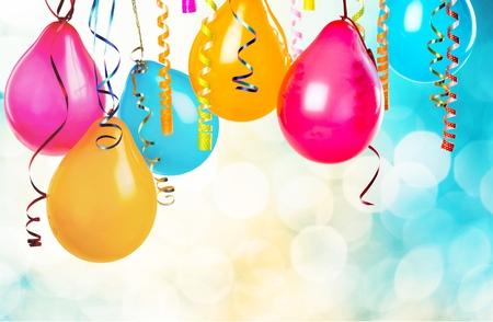 Photo pour Balloon. - image libre de droit
