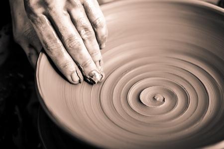 Photo pour Pottery. - image libre de droit