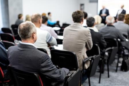 Photo pour Seminar. - image libre de droit