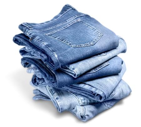 Foto de Jeans. - Imagen libre de derechos