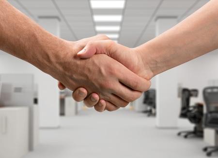Photo pour Partnership. - image libre de droit