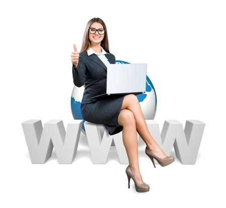 Photo pour E-commerce. - image libre de droit
