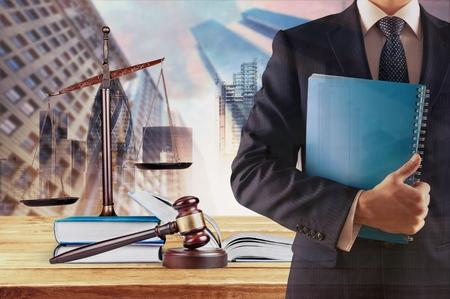 Foto de Concept of the law - Imagen libre de derechos