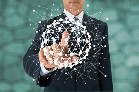 Photo pour Lean manufacturing business concept - image libre de droit