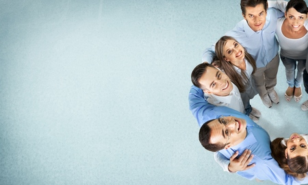 Photo for Teamwork young business - Royalty Free Image