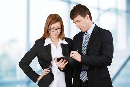 Photo pour Business meeting 6 - image libre de droit